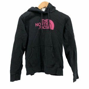 The North Face Womens Hoodie Black Long Sleeve M